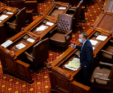 EXTRA SESSION: Lawmakers eying $41 billion budget with $5 billion in borrowing
