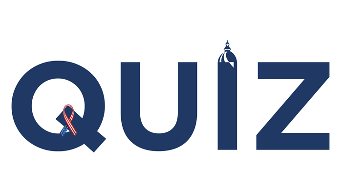 The weekly CNI quiz takes no holidays!
