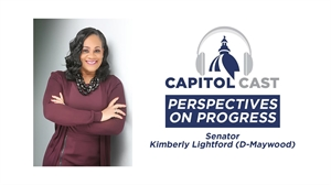 Perspectives on Progress: Lightford urges Illinoisans to harness opportunity to enact change