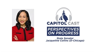 Perspectives on Progress: Collins to focus on equity in banking