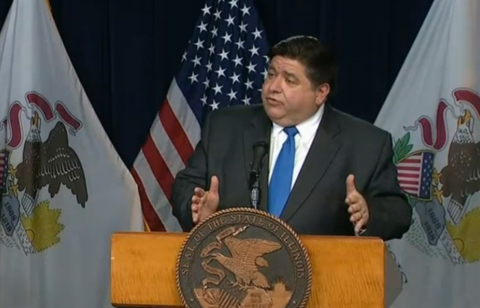As state enters Phase 4 Friday, Pritzker 'not afraid' to move backwards if COVID-19 cases surge