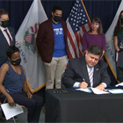 Mental health first responder, insurance coverage bills among latest signed by Pritzker