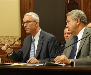 Pension consolidation bill gets tentative OK in House committee