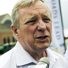 Durbin claims USDA playing favorites with trade war aid