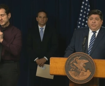As coronavirus deaths climb to 4, Pritzker says grocery stores, interstates 'will never' shut down