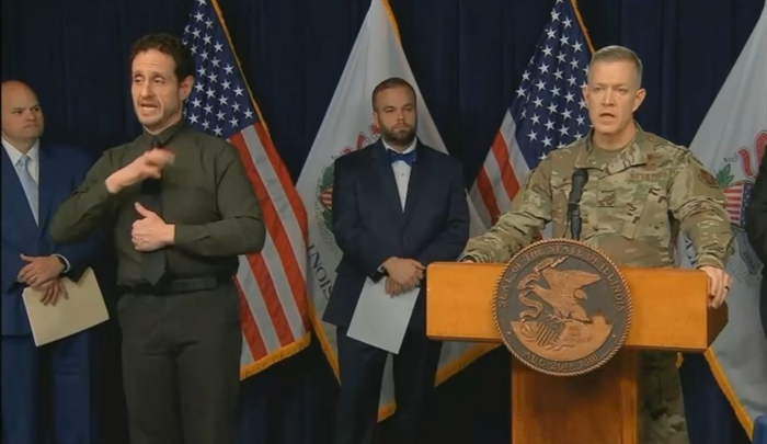 Illinois National Guard dispels rumors of military action related to COVID-19